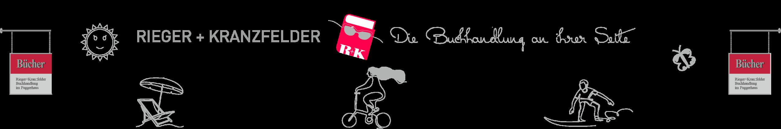 Buchhandlung Rieger+Kranzfelder im Fuggerhaus in Augsburg